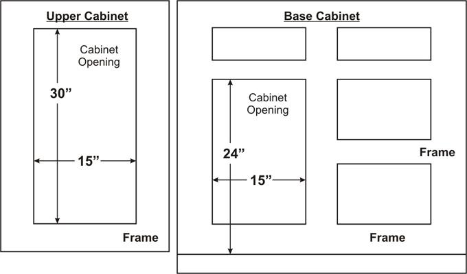 Kitchen Cabinet Refacing Cabinet Door Depot